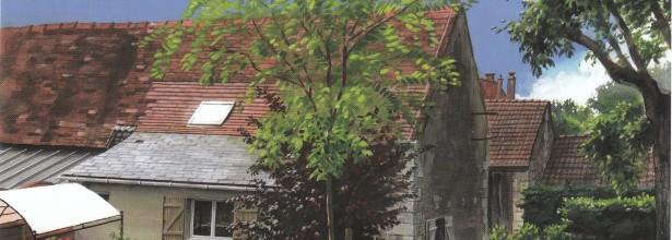 by B. HOTTIN - La Grange de Thoré - gîte 6/8 personnes en Touraine